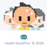 Logo of Health myself Inc.