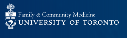 Logo of Family & Community Medicine of University of Toronto